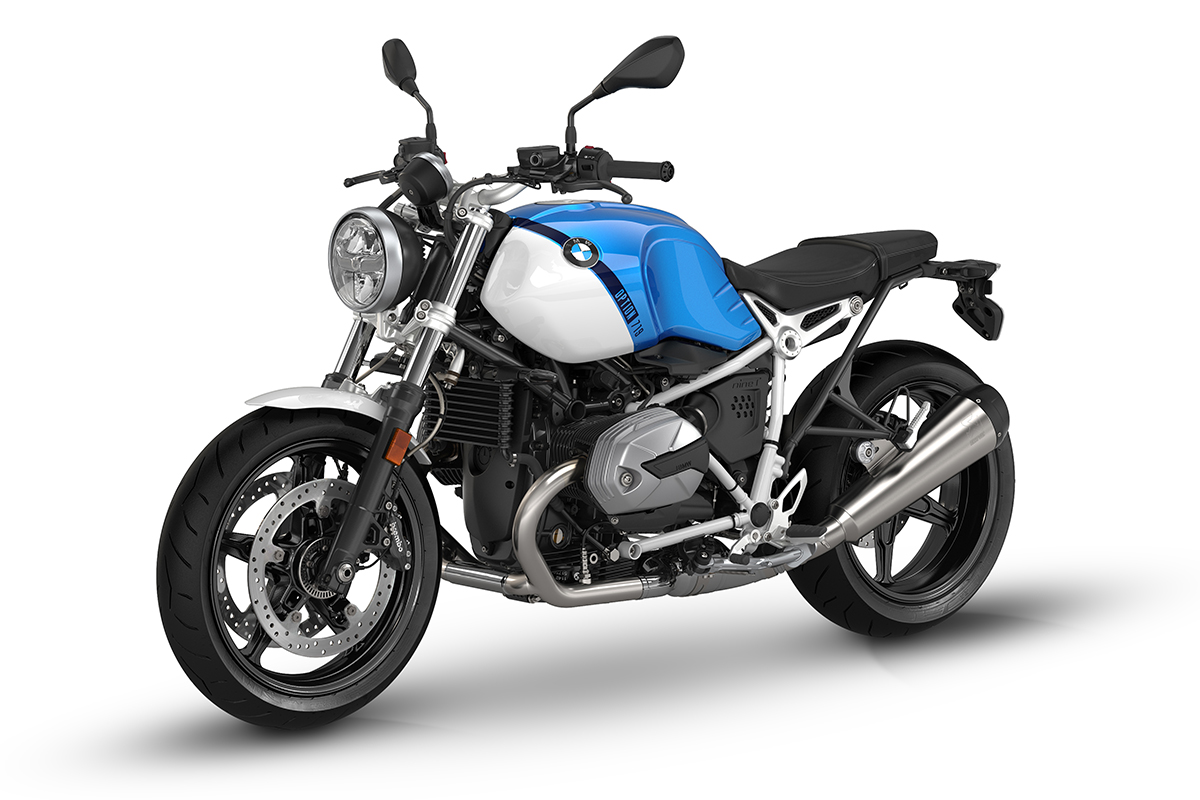BMW R Nine T Pure 2021