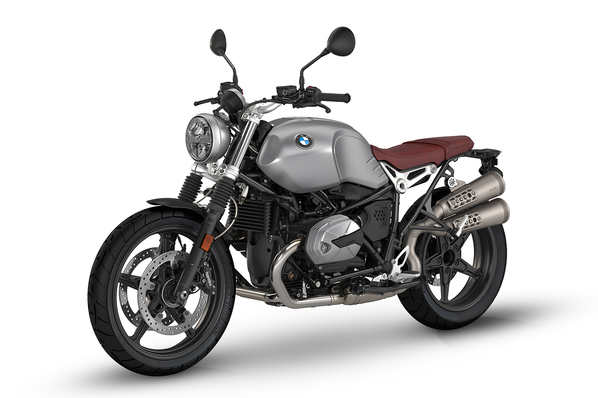 BMW R Nine T Scrambler 2021