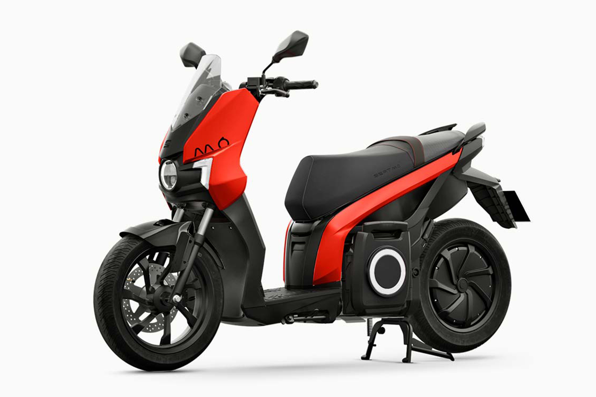 Precios de SEAT MÓ eScooter 125