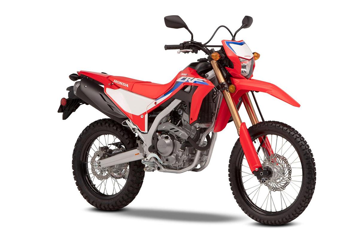 Precios de Honda CRF 300  L