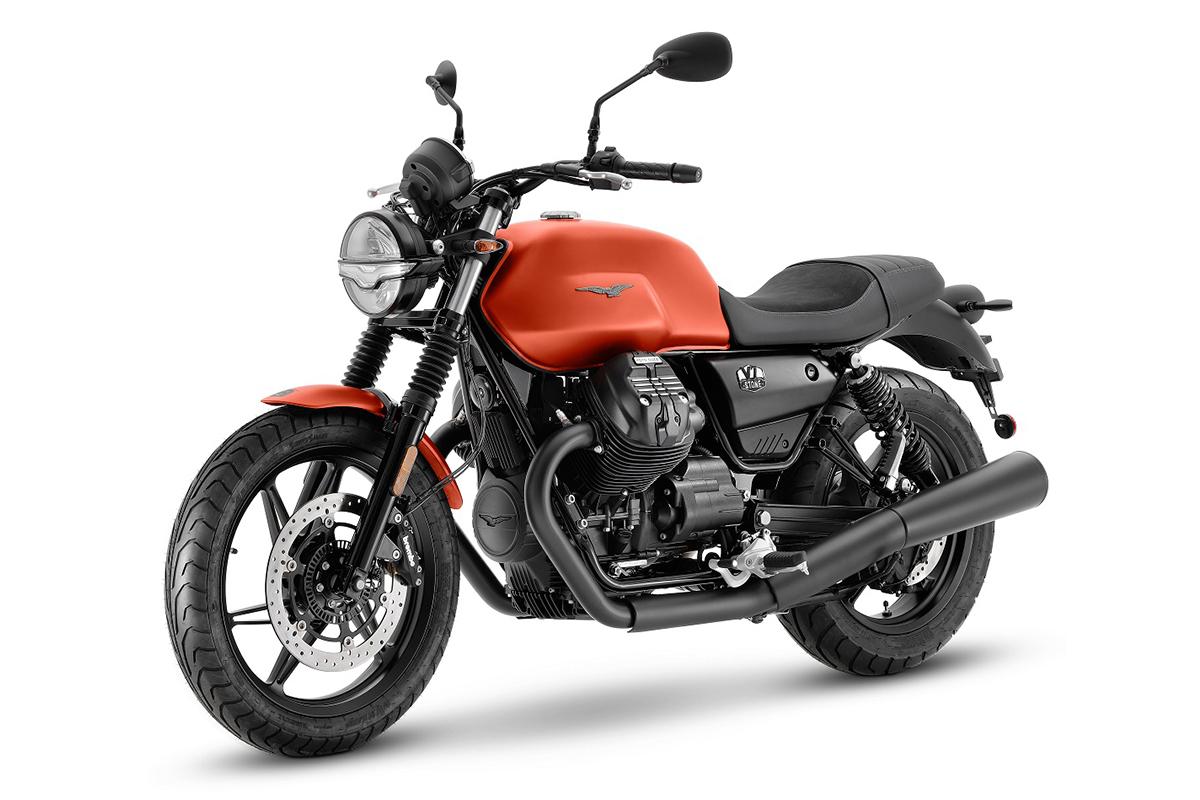 Precios de Moto Guzzi V7 III Stone 2021