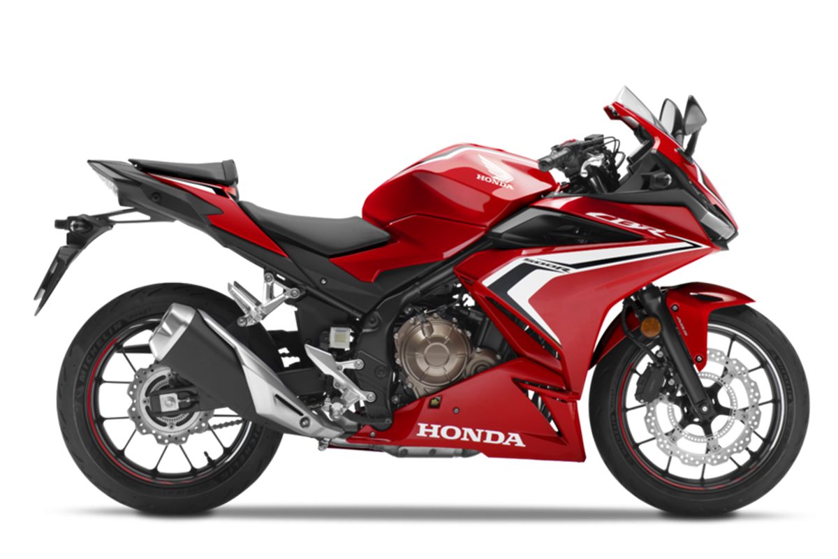 Precios de Honda CBR 500 R