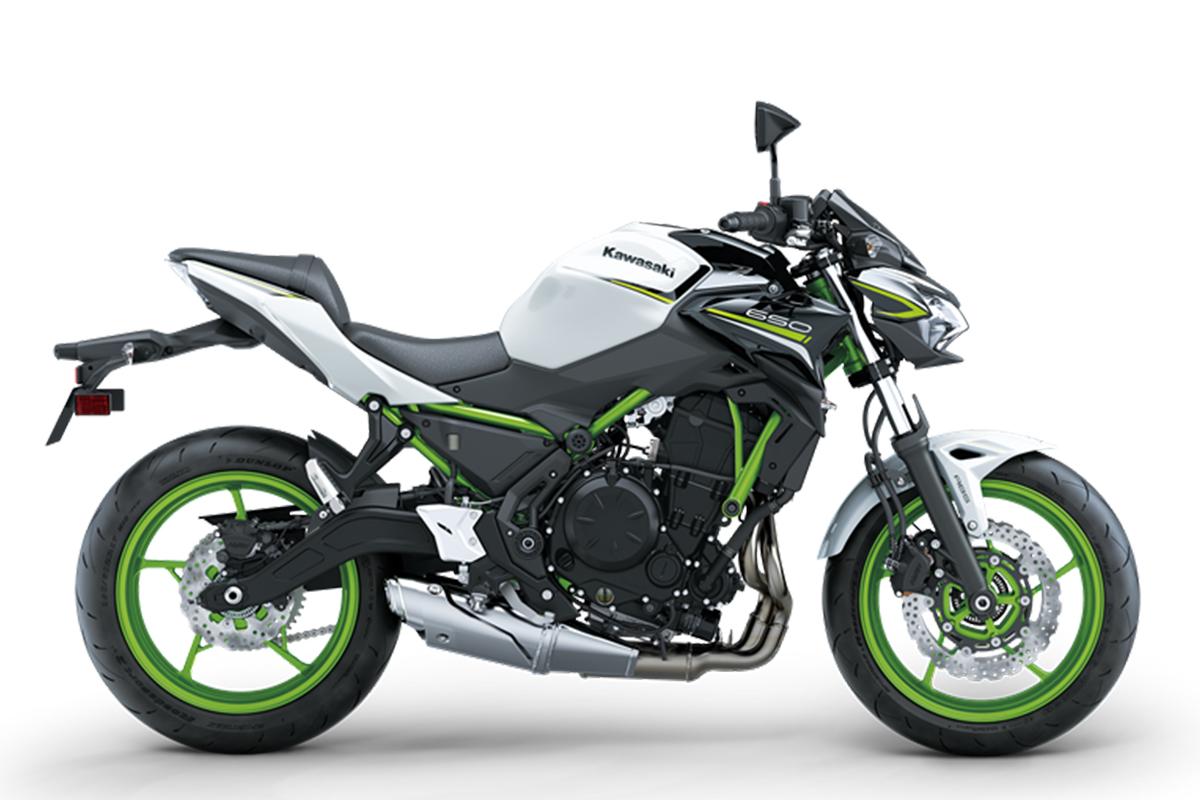 Precios de Kawasaki Z650 2021