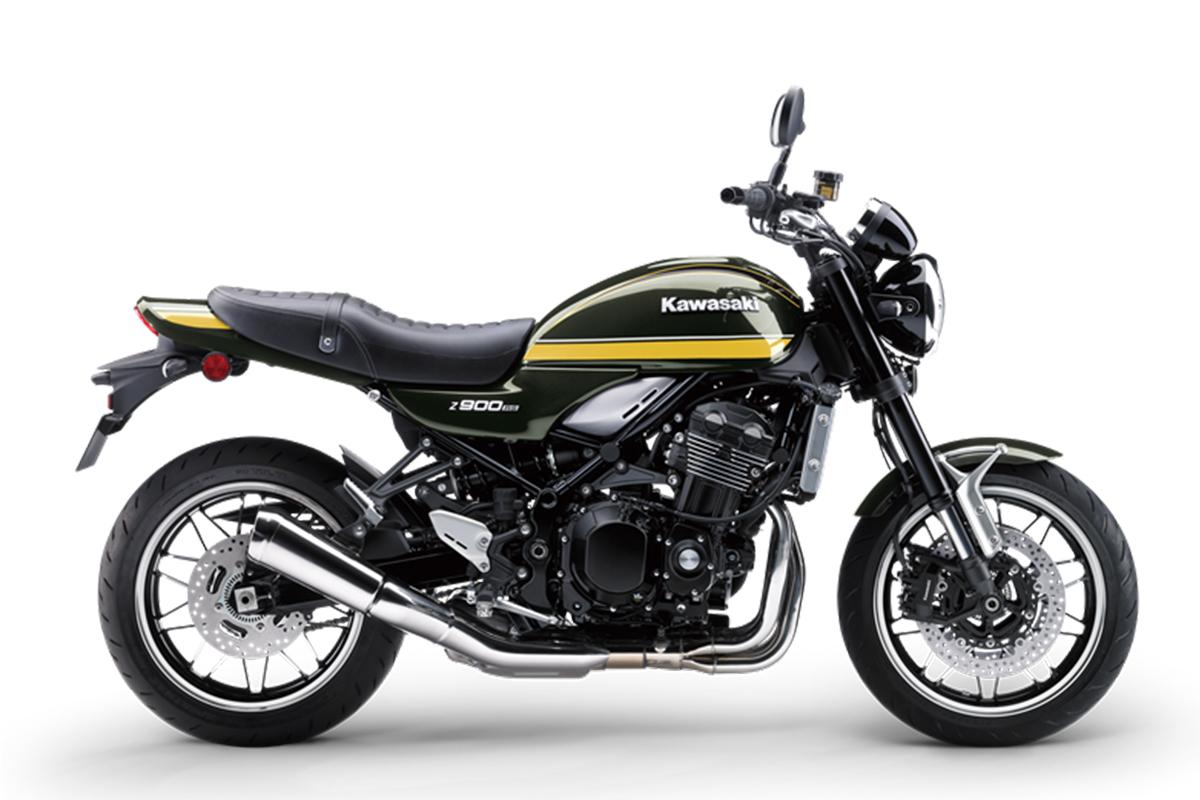 Precios de Kawasaki Z900 RS 2021