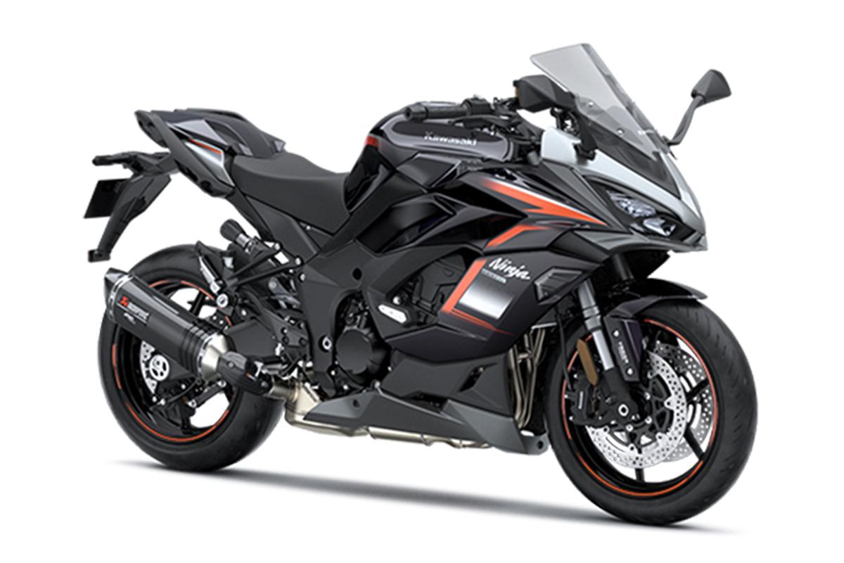 Precios de Kawasaki Ninja 1000 SX SE Performance 2021