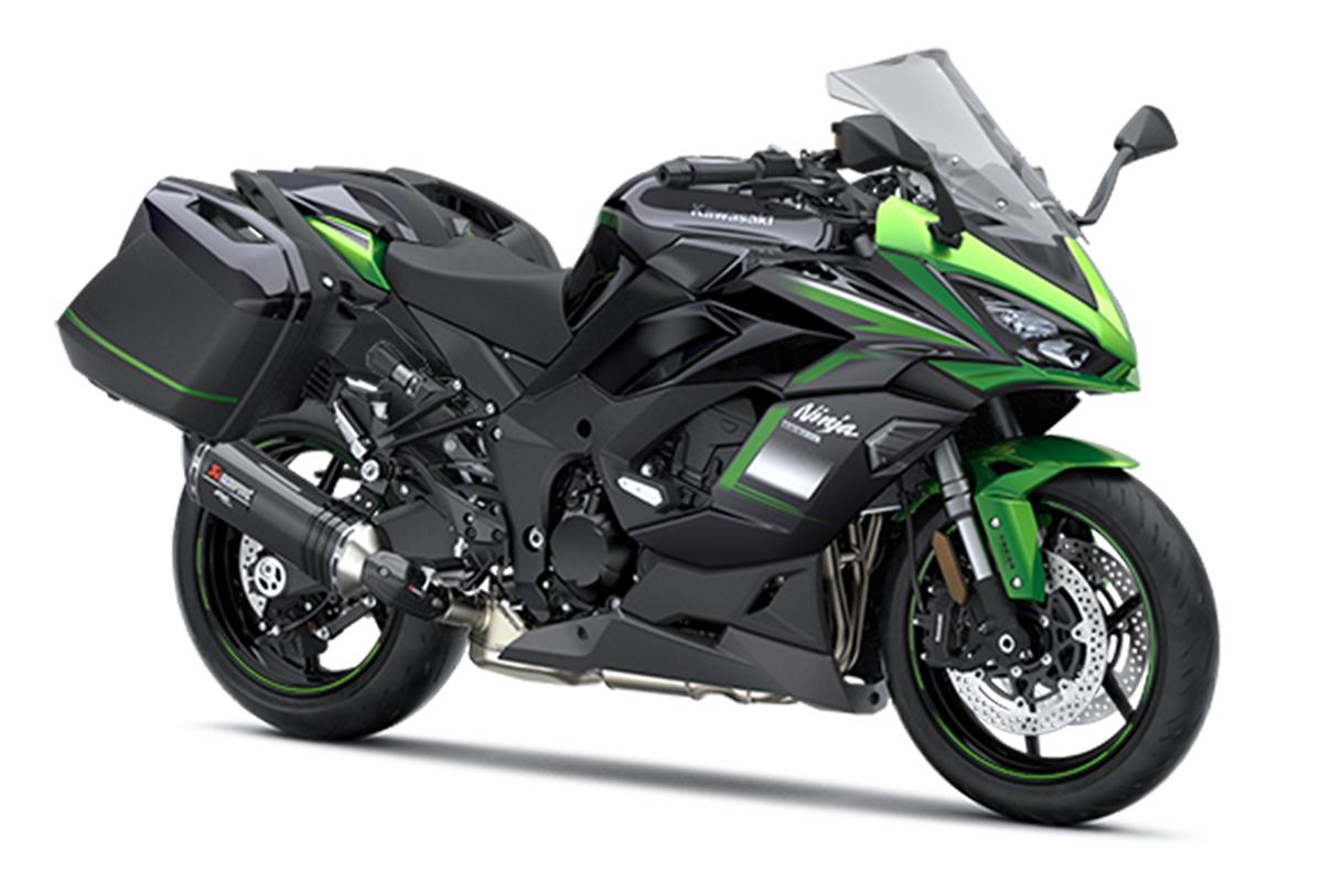 Precios de Kawasaki Ninja 1000 SX SE Performance Tourer 2021