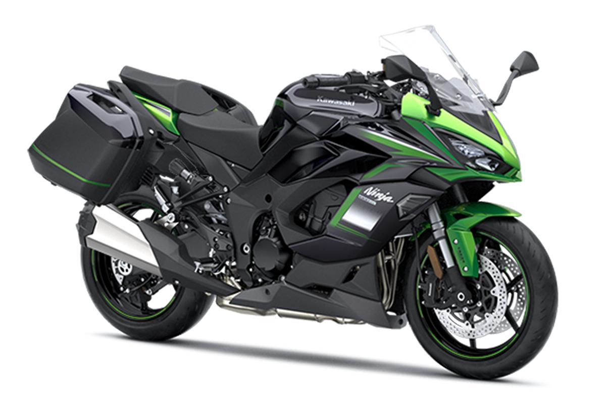 Precios de Kawasaki Ninja 1000 SX SE Tourer 2021