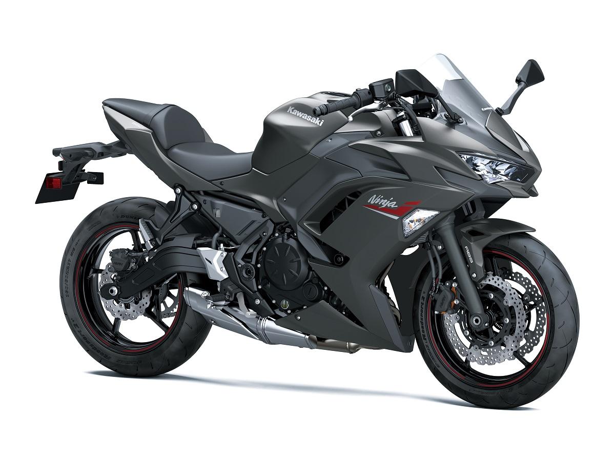 Precios de Kawasaki Ninja 650 2022