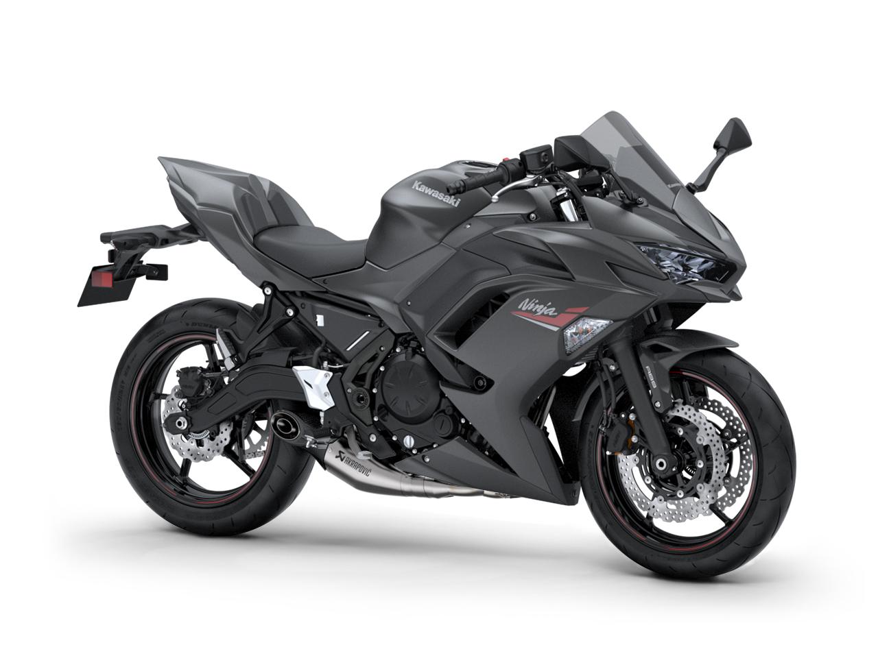 Precios de Kawasaki Ninja 650 Performance 2022