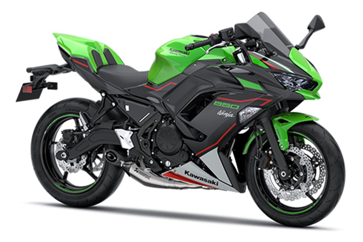 Precios de Kawasaki Ninja 650 SE Performance 2021
