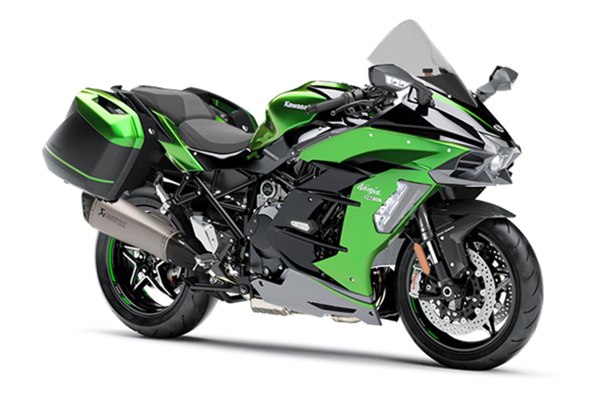 Precios de Kawasaki Ninja H2 SX SE+ Performance Tourer