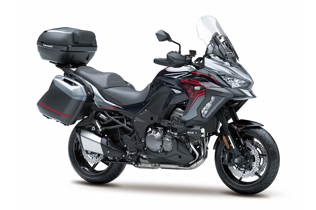 Precios de Kawasaki Versys 1000 S Tourer+ 2021