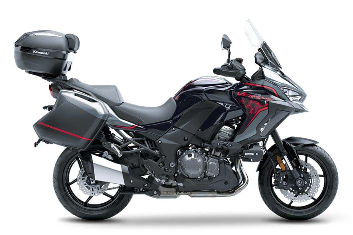 Precios del Kawasaki Versys 1000 S Gran Tourer 2021