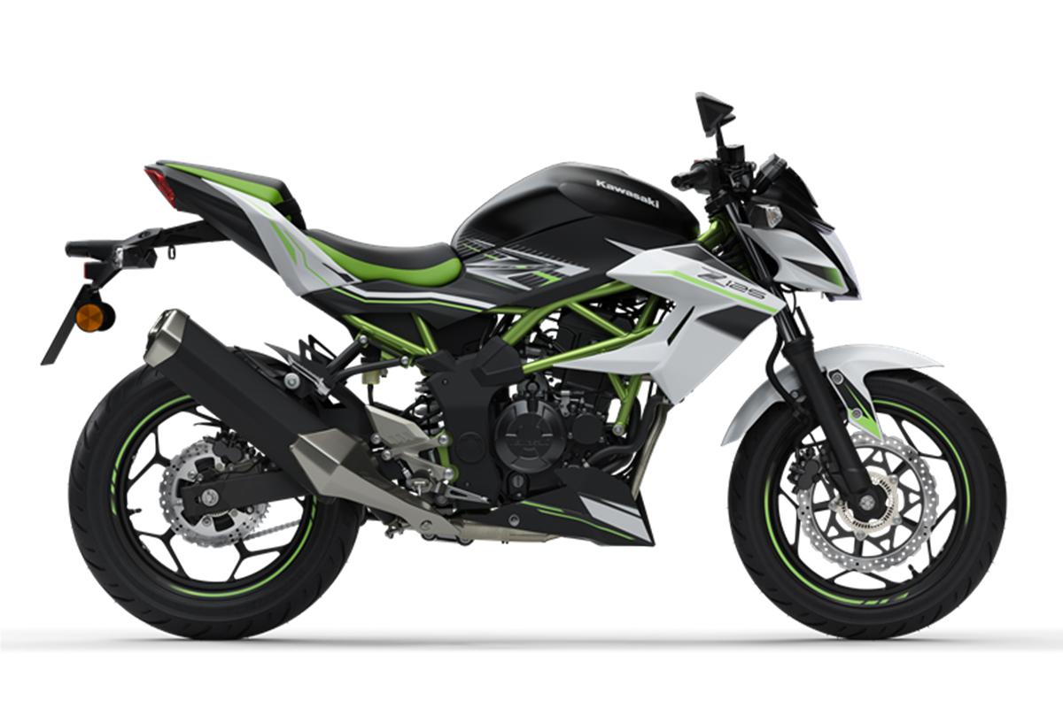 Precios de Kawasaki Z 125 SE
