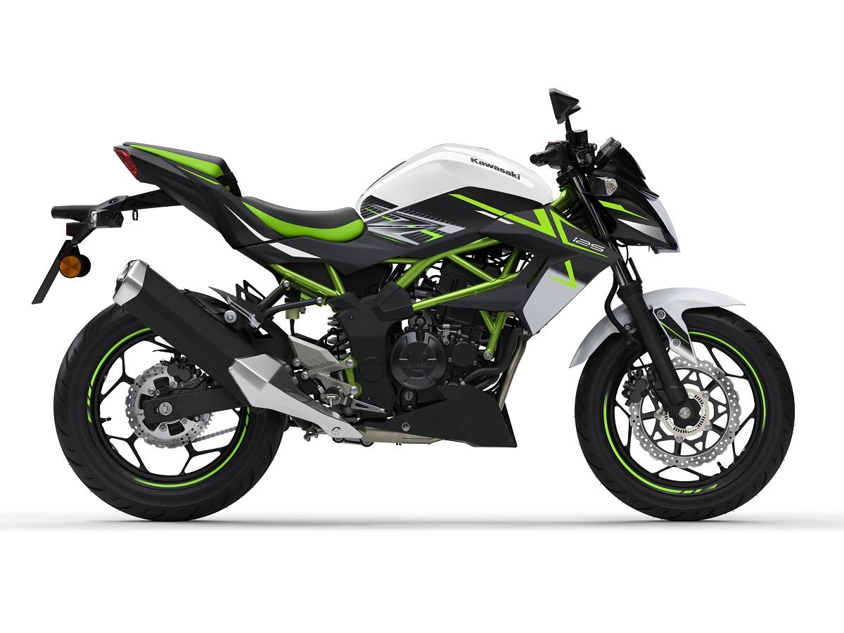 Precios de Kawasaki Z 125 SE 2022