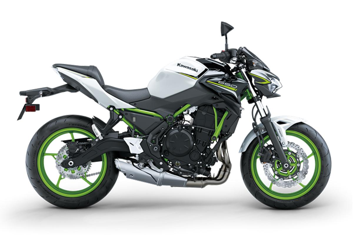 Precios de Kawasaki Z650 Performance 2021