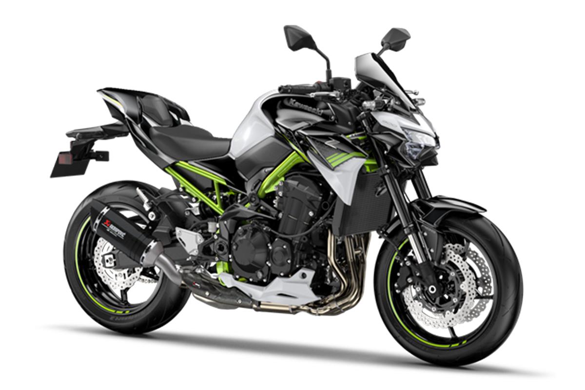 Precios de Kawasaki Z900 A2 Performance 2021