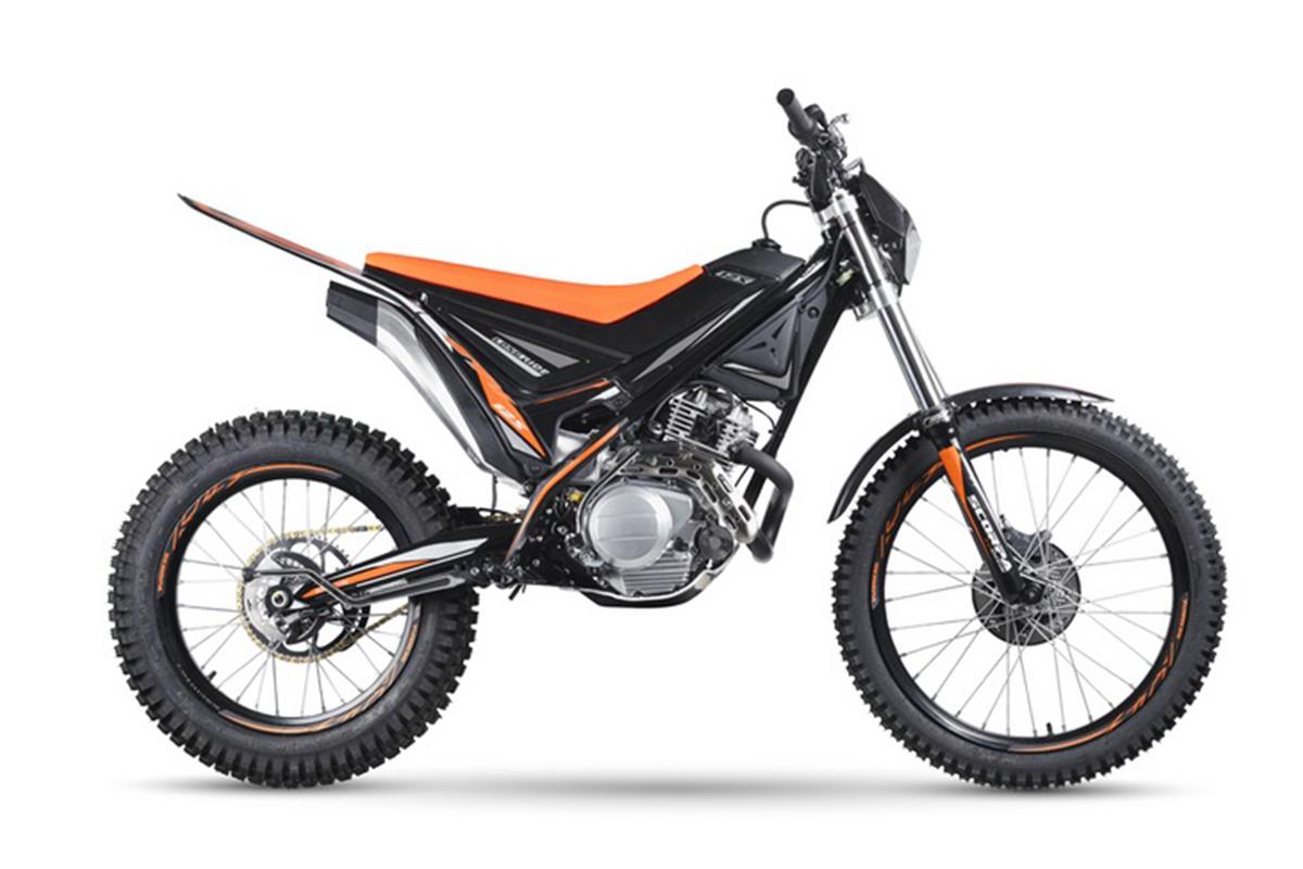 Precios de Scorpa 125 TY Lomg Ride