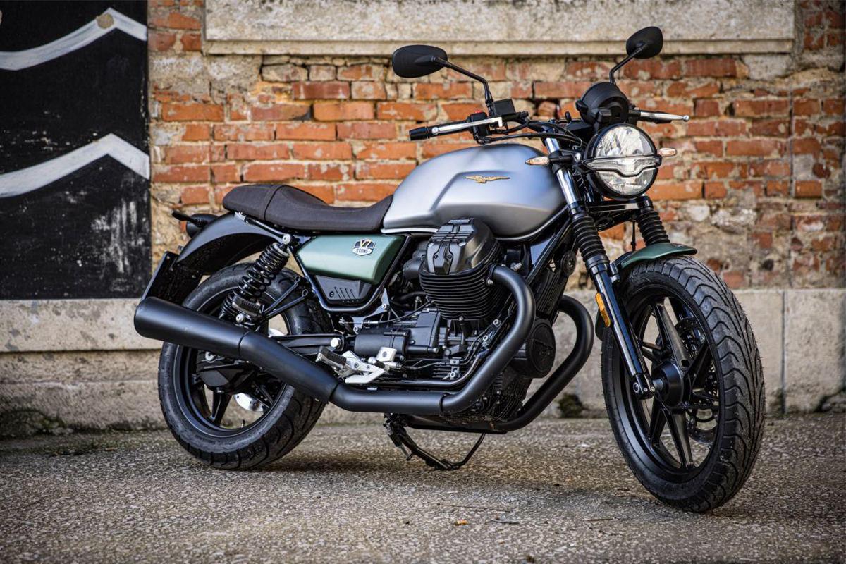Precios de Moto Guzzi V7 Stone Centenario