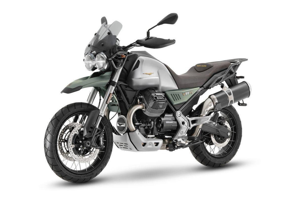Precios de Moto Guzzi V85 TT Centenario