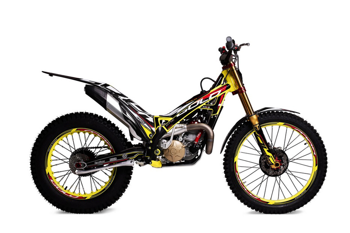 TRS Gold 300
