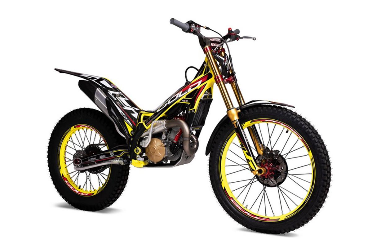 Precios de TRS Gold 250