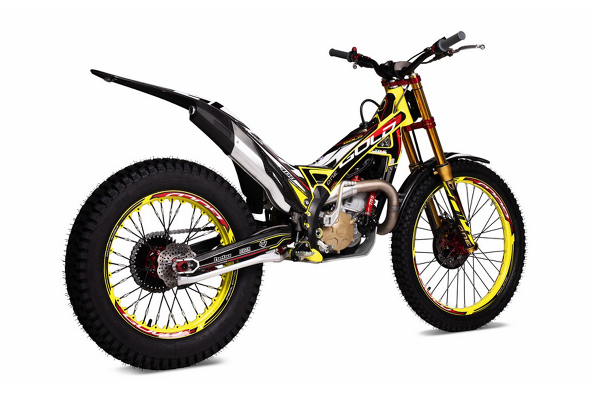 TRS Gold 125