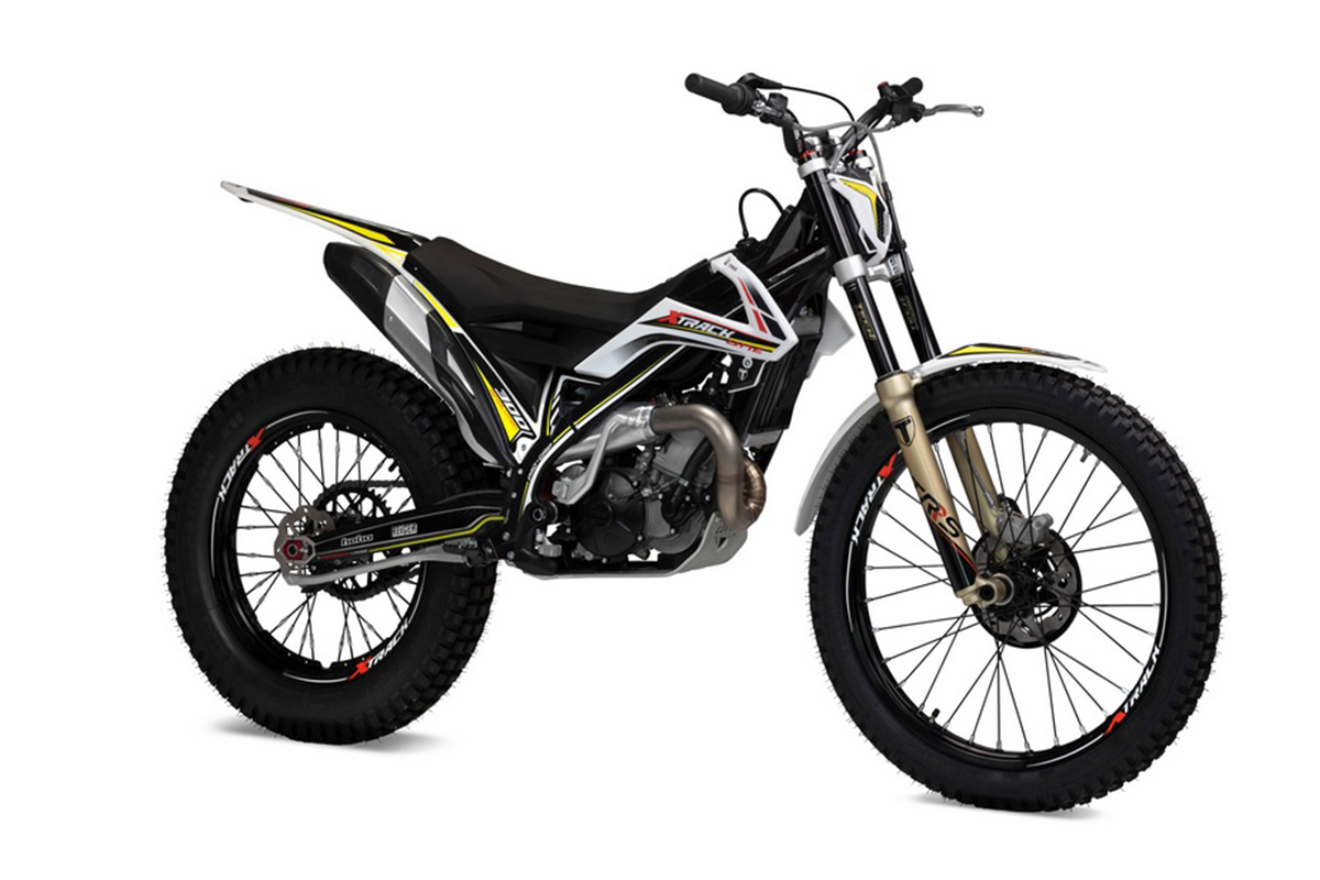 TRS X-Track One 125