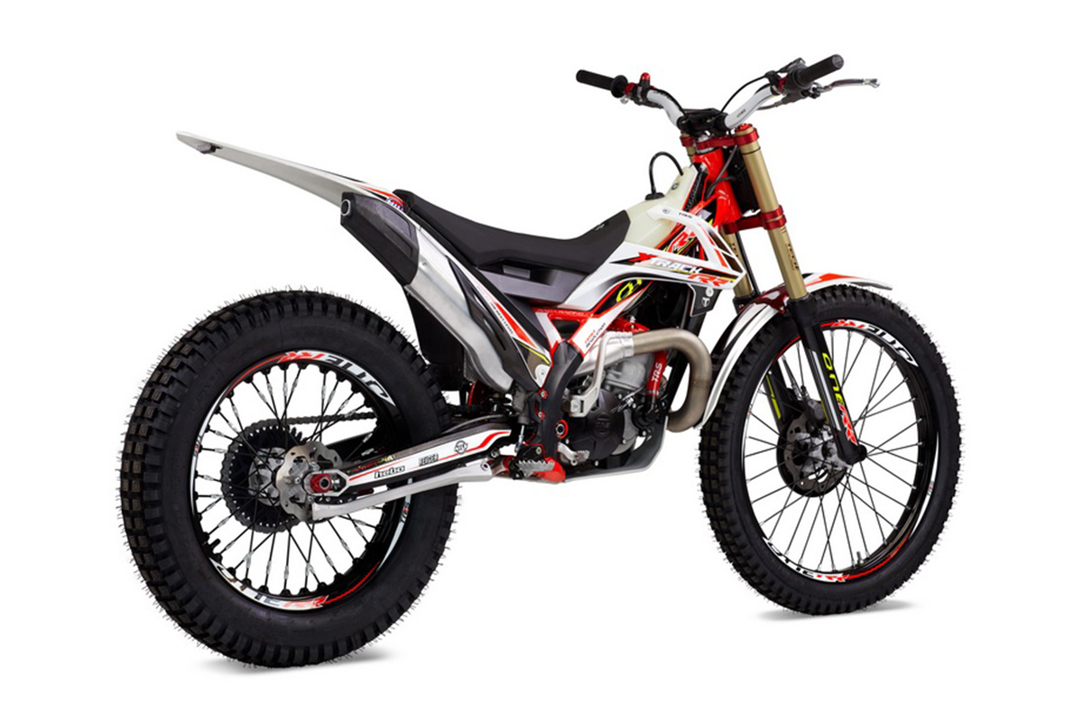 TRS X-Track RR 125