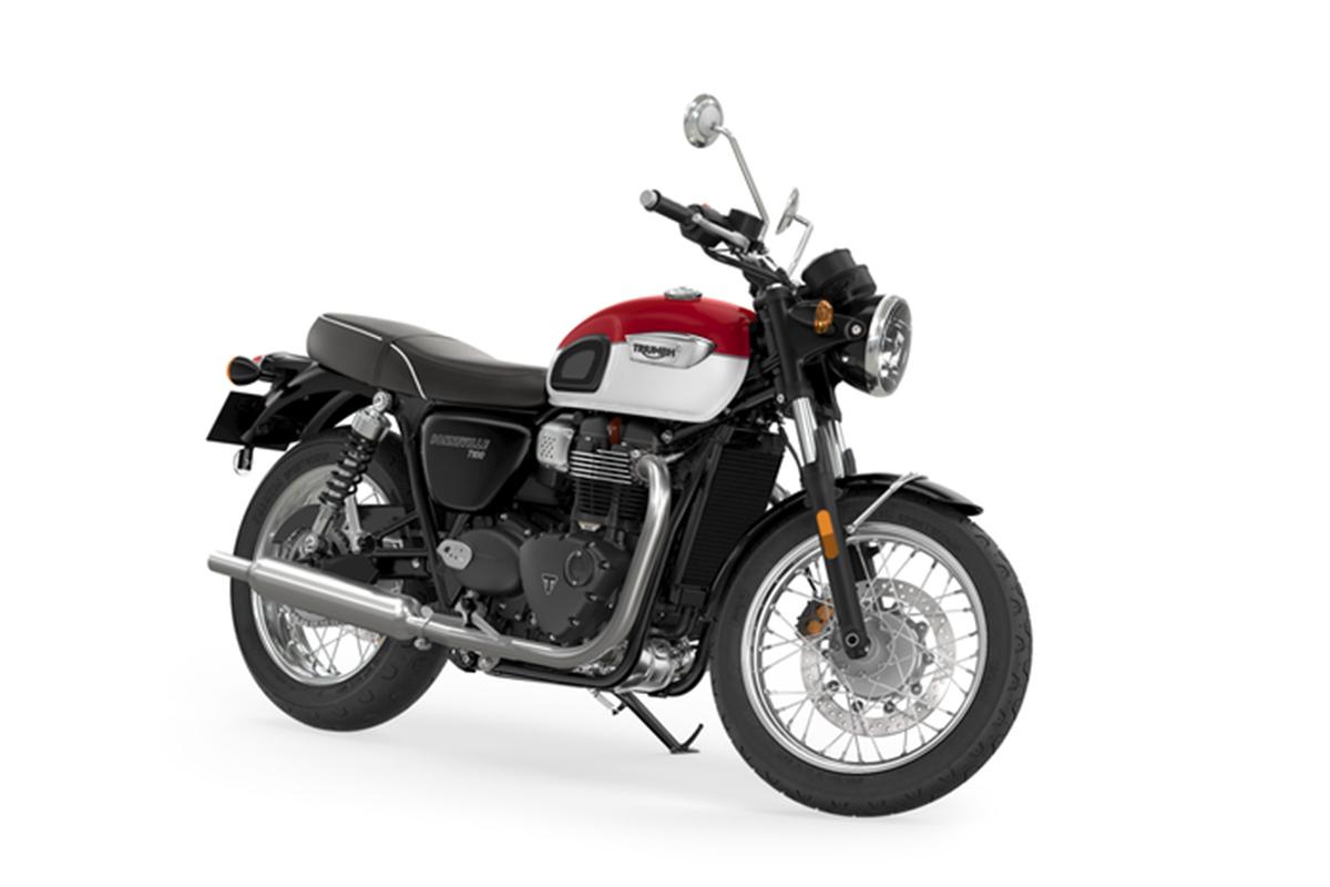 Precios de Triumph Bonneville T100 2021