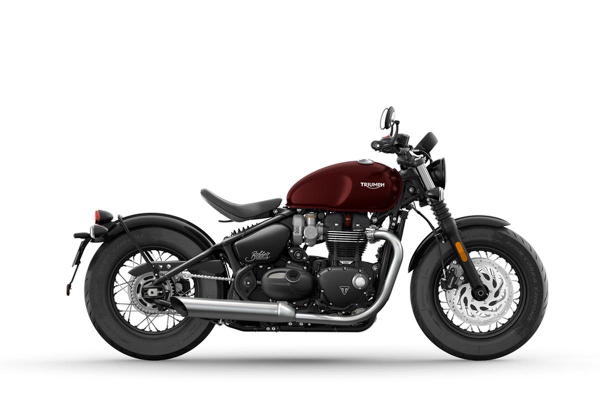 Precios de Triumph Bonneville Bobber 2021