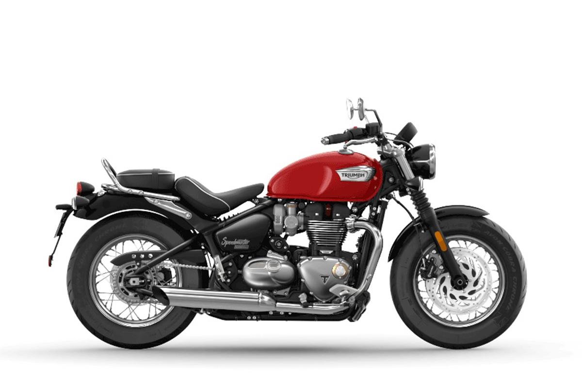 Precios de Triumph Bonneville Speedmaster 2021