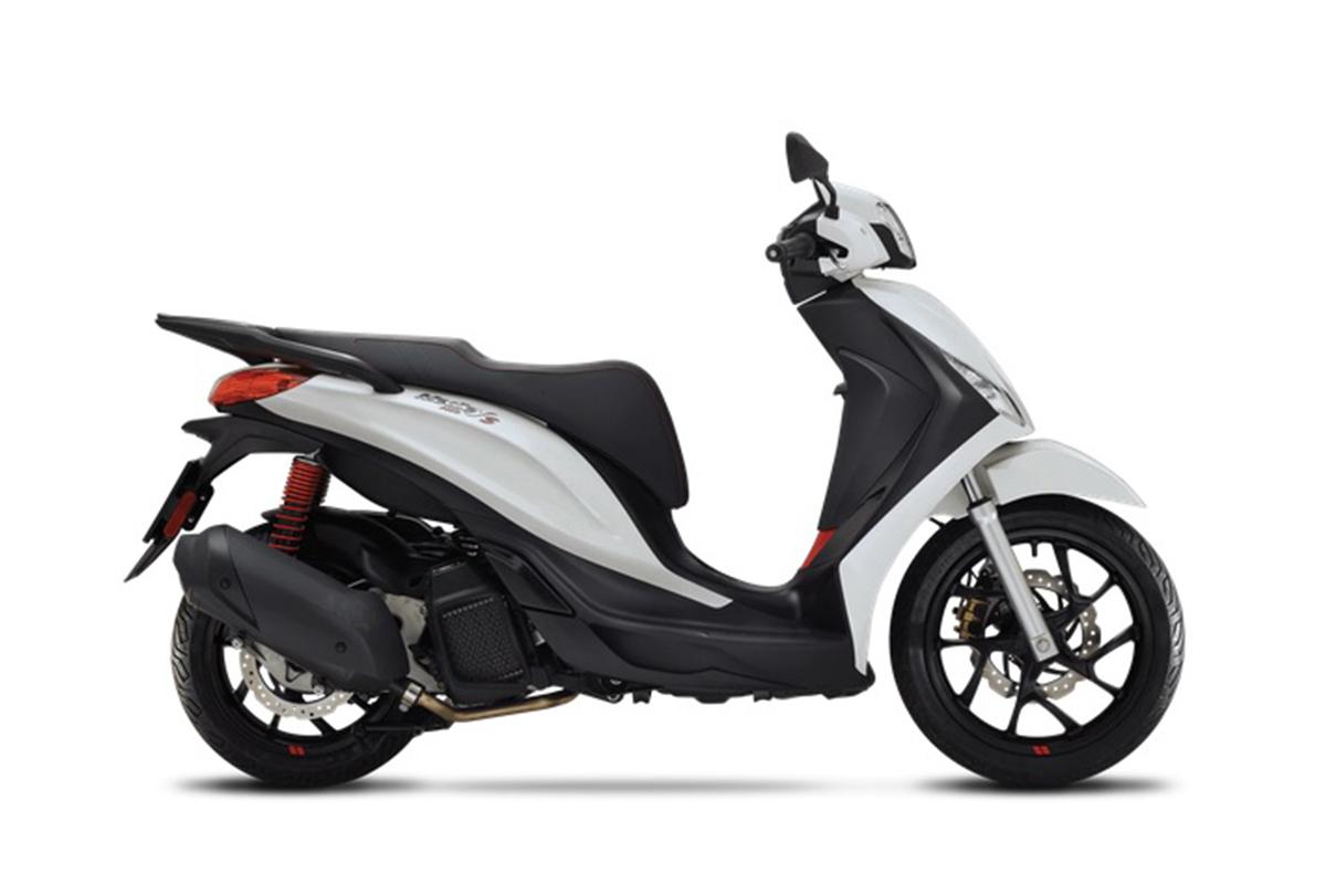 Precios de Piaggio Medley 125 S ABS 2021