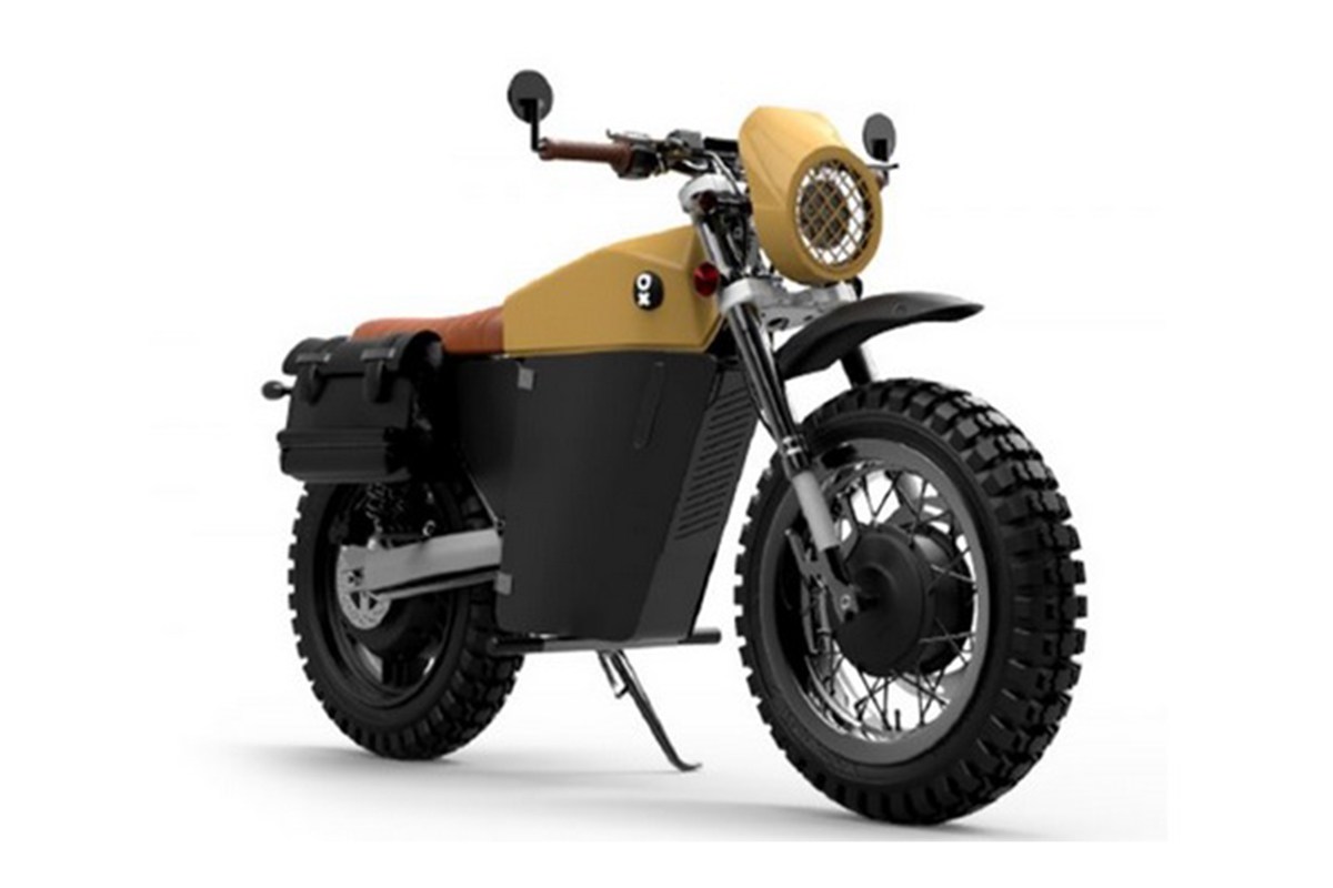 OX Motorcycles OX One Patagonia