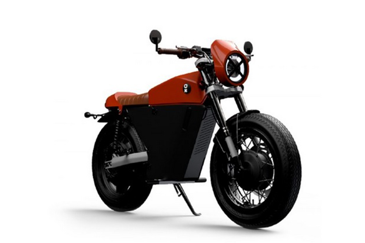 OX Motorcycles OX One Tokyo